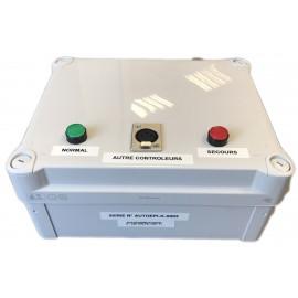 Autocom EPICAP pour contrôleur de dép. Alarmiante KIMO (pré-câblé)
