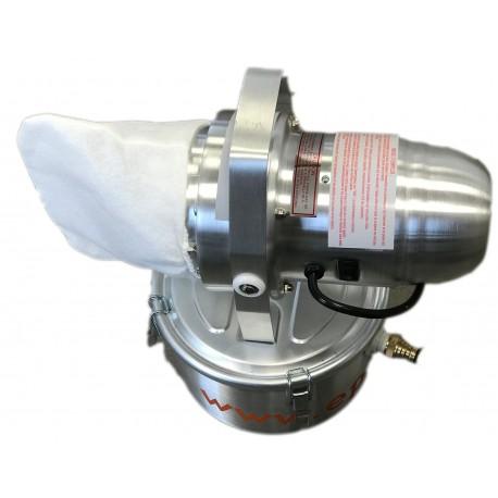 Brumisateur BRUMI 230V avec réserve d'eau 4 litres 5 Kg portée 4 /10m