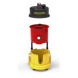Aspirateur NUMATIC HZC390L Type H ac Cartouche de filtration Jetable