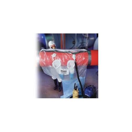 Sac à manches pr tuyauterie horizontale diam 254 /20pcs (QT10)