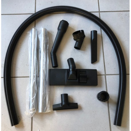 Kit d'accessoires complet pour aspirateur THE EPICLAN 20