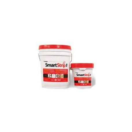 SMART STRIP Rouge 5L 3m² +3 Feuilles papiers laminé Amiante et Plomb