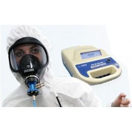 Appareil de mesure d'ajustement des masques QUANTIFIT (FIT TEST)