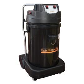 Aspirateur à filtre THE 77 litres EPICLEAN 40 CLASSE H + kit accessoires