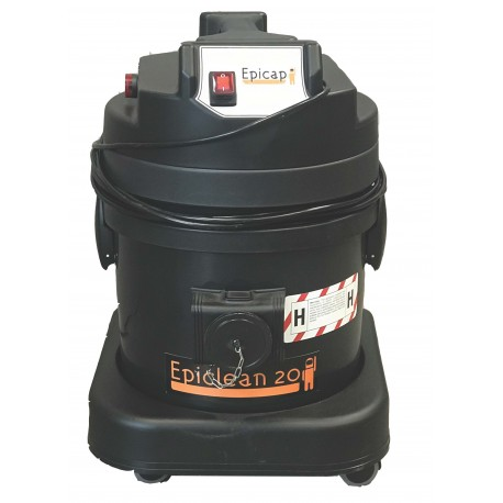 Aspirateur à filtre THE EPICLEAN 20 CLASSE h + kit accessoires