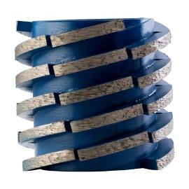 Fraise diamant ASTILLO A80 Hélix pour béton standard et moyennement dur