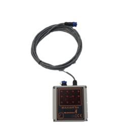 Controleur de dépression BULKAIR PM 1 voie GSM Intégré