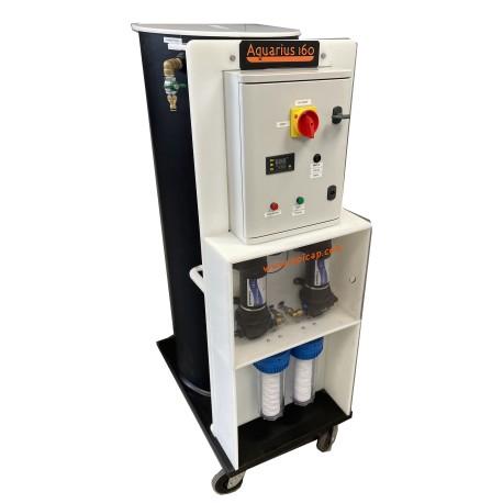 Unité de Chauffage et Filtration automatique AQUARIUS 160