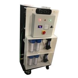 Unité de Chauffage et Filtration automatique AQUARIUS 300 litres