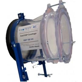 Carottage vertical / horizontal Ø≤150 mm Easy Gel Protect 150VH