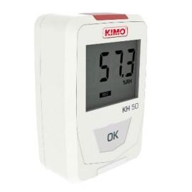 Enregistreur de Température/Hygrométrie autonome KIMO KH50