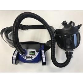 Système RSG T-AIR C avec Masque RSG400-harnais-tuyau- renfort dorsal