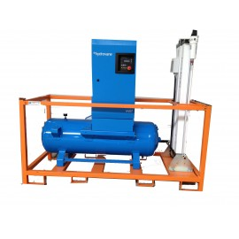 Ensemble de production d'air respirable 75.6 m3/h