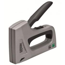 Agrafeuse manuelle en aluminium pour agrafes de 6 à 14 mm