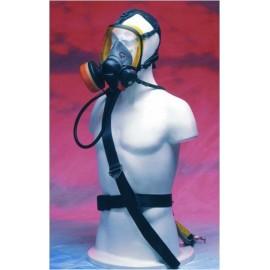 Harnais système RAS Amiante à pression positive sans masque