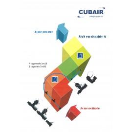 Système CUBAIR de raccordement des SAS