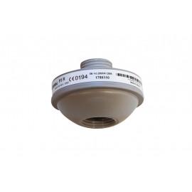 Filtre P3 Honeywell double pas de vis RD40 pour CUBAIR et MC 91