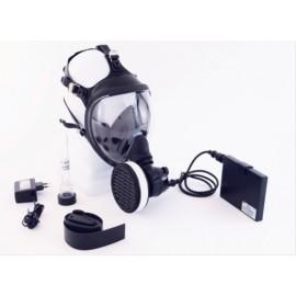 Système Respiratoire complet KASCO M3(Masque,Moteur,Batterie)Taille L