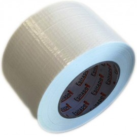Ruban toile polyéthylène Blanc EPITAPE 48mm X 45m