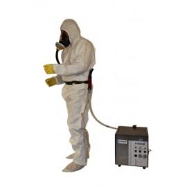 Unité de production d'air respirable pour 4 personnes CUBAIR
