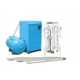 Production d'air respirable 176 m3/h