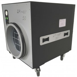 Extracteur d'air a filtration THE EPI AIR 50