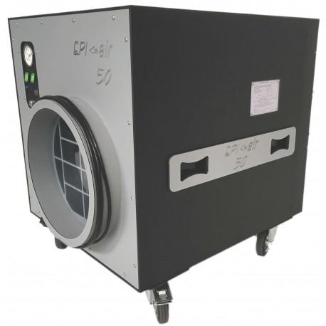 Extracteur d'air a filtration THE EPI AIR 50