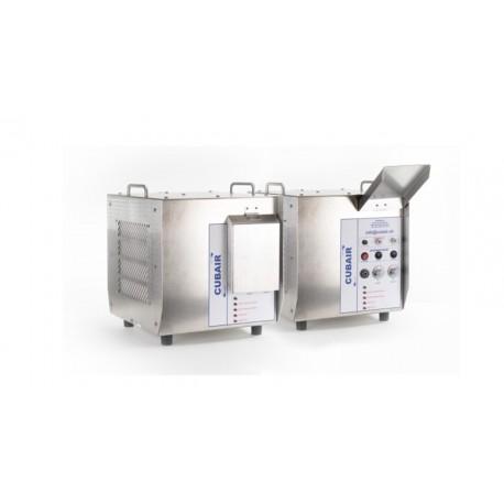 Générateur d'adduction d'air CUBAIR sans les tuyaux de 2 à 4 personnes